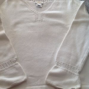 Gently worn pullover sweater